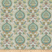Fabricut Astern Linen Blend Bay Water