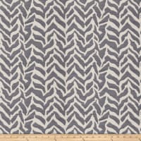 Fabricut Breaking The Bank Jacquard Navy