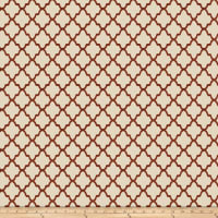 Fabricut Didius Chenille Burnt Orange