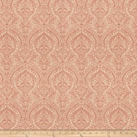 Fabricut Donatella Basketweave Spiced Coral