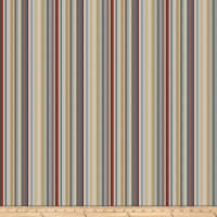 Fabricut Dosa Stripe Sateen Multi