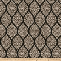 Fabricut Felidia Jacquard After Dark