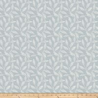 Fabricut Guts Leaves Jacquard Powder Blue