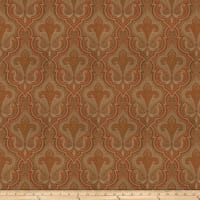 Fabricut Imagination Jacquard Red Pepper