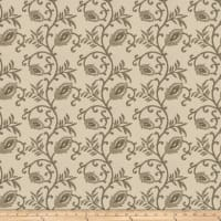 Fabricut Outlet Cotton Duck Intrada Gray