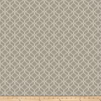 Fabricut Jarrah Lattice Flax