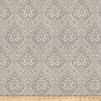 Fabricut Know How Jacquard Pewter