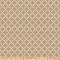 Fabricut Love Lattice Sandstone