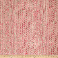 Fabricut Macklemore Basketweave Flamingo
