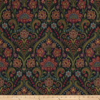 Fabricut Markook Twill Licorice