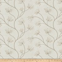 Fabricut Nadu Embroidered Marble