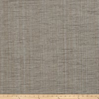 Fabricut Panorama Basketweave Chenille Cement