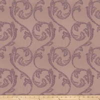 Fabricut Poetic Faux Silk Plum