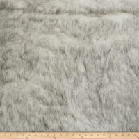 Fabricut Polar Fur Faux Fur Black & White