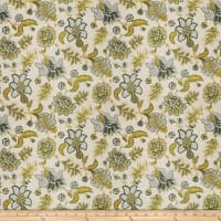 Charlotte Moss Prato Linen Blend Watercolor