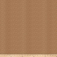 Fabricut Pulp Dot Jacquard Burnt Orange