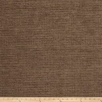 Fabricut Remington Chenille Basketweave Chocolate