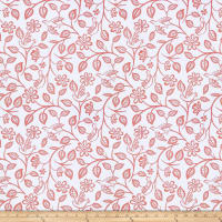 Fabricut Outlet Cotton Duck Rosenthal Petal