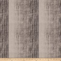 Fabricut Showbox Stripe Jacquard Black