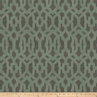 Fabricut Stratesy Cut Velvet Spa