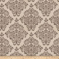 Fabricut Tact Damask Basketweave Graphite