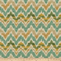 Fabricut Tantalyn Barkcloth Teal