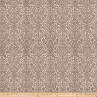 Fabricut Tell Kilim Linen Blend Canvas Metal