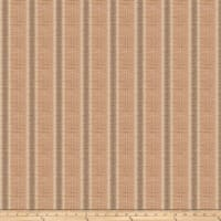 Fabricut Trap Stripe Tweed Spice