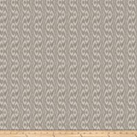 Fabricut Vigorish Jacquard Silver Cloud