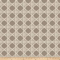 Fabricut Vlad Lattice Jacquard Grey