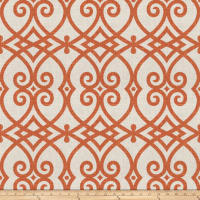 Jaclyn Smith 02616 Pumpkin Linen