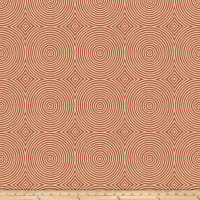 Vern Yip 03353 Jacquard Orange