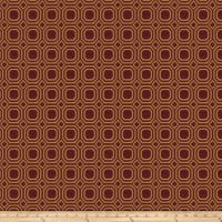 Trend 03451 Jacquard Red