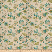 Jaclyn Smith 03713 Peacock Linen