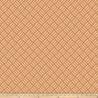 Jaclyn Smith 03728 Jacquard Pumpkin