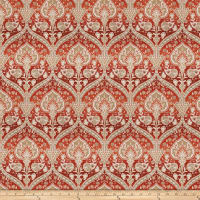 Trend 03882 Chenille Jacquard Redwood
