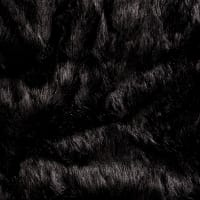 Shannon Value Fur Grizzly Black