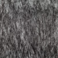Shannon Luxury Faux Fur Canadian Husky Fur Gray Frot