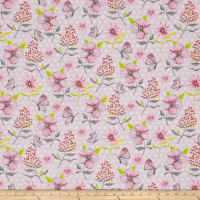 Flutter Floral Light Pink