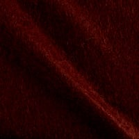 Italian Designer Wool Mohair Brown/Rust