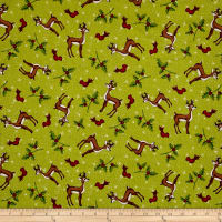 Reindeer Magic Reindeer Toss Green
