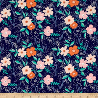 Sweet Florals Sweet Floral Navy