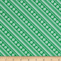 Bread & Butter Joy Stripe Green