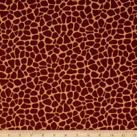 Susybee Zoe the Giraffe Skin Brown