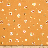 Susybee Sunburst Dot Orange