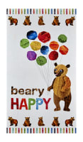 "Beary Happy Beary Happy 24"" Panel Bright"