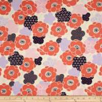 Alexander Henry Indochine Kiki Ume Wheat/Plum
