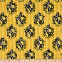 Harry Potter Digital Hufflepuff Multi