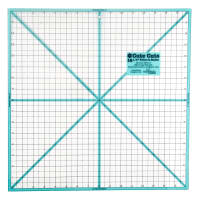 Lori Holt Square Acrylic Ruler 16.5""