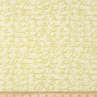 ADORNit Girls Gold Calligraphy Metallic
